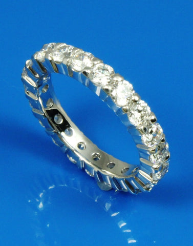 2.10ctw Diamond Eternity Band