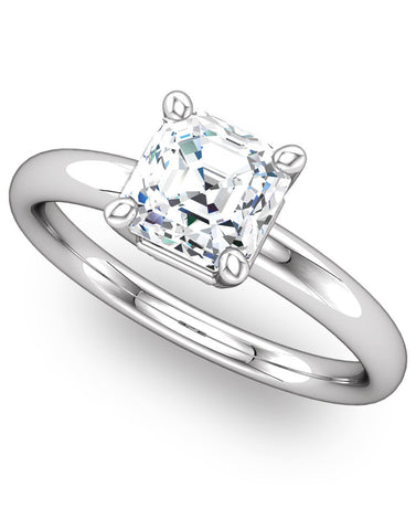 """Catherine"" Ring Setting by Ever & Ever"