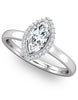 """Ella"" Diamond Ring Setting by Ever & Ever"