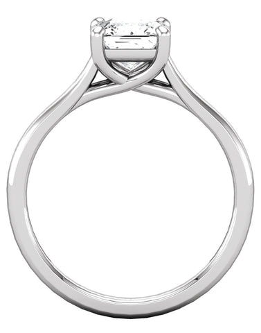 """Jennifer"" Ring Setting by Ever & Ever"