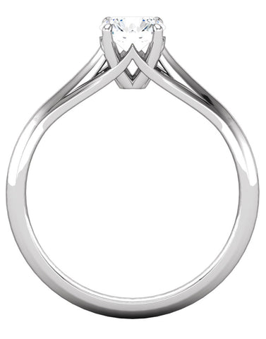 """Michele"" Ring Setting by Ever & Ever"