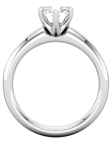 """Morgan"" Ring Setting by Ever & Ever"
