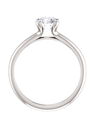 """Kate"" Ring Setting by Ever & Ever"