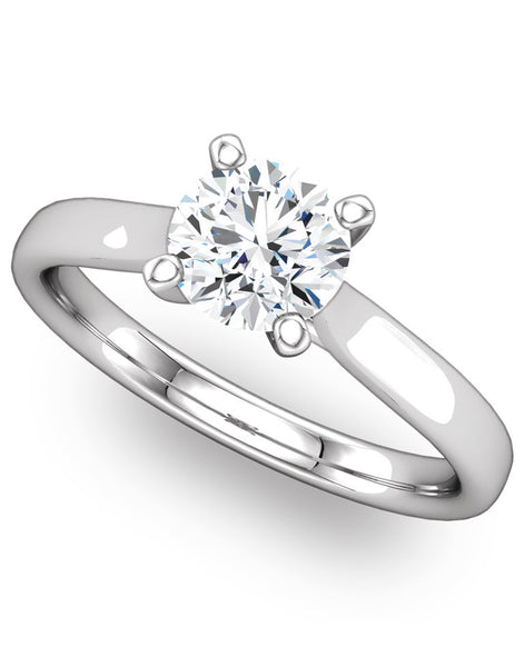 """Caroline"" Ring Setting by Ever & Ever"