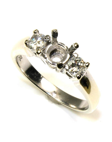 .40ctw Diamond Ring Setting