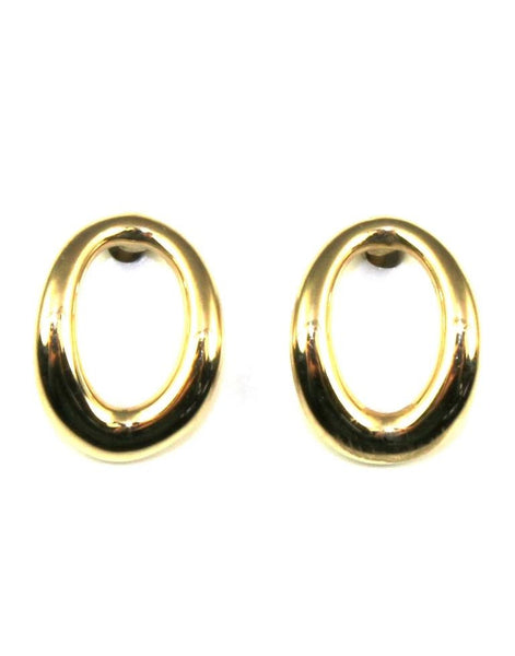 Little Oval Earring by Carla & Nancy B