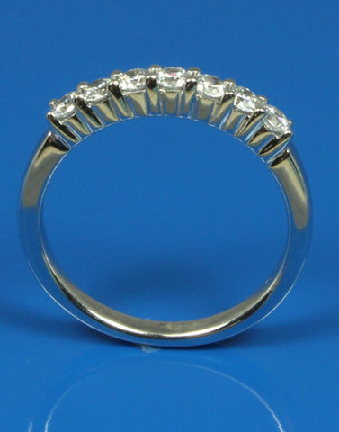 .35ctw Seven Diamond Band