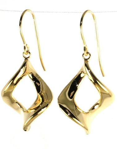 Marquis Twist Earring by Carla & Nancy B