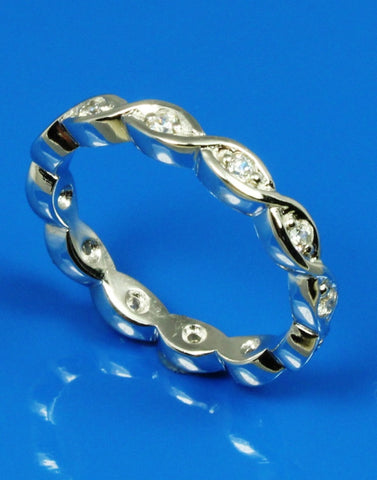 .24ctw Diamond Eternity Band