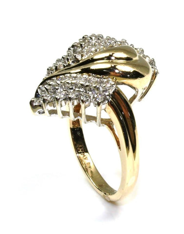 .72ctw Diamond Heart Shaped Ring