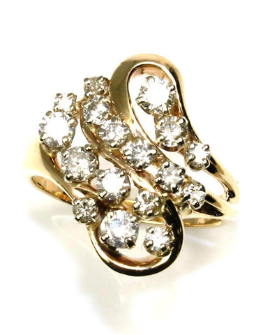 .75ctw Diamond Scatter Ring