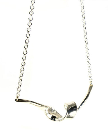 Corkscrew Necklace by Ed Levin