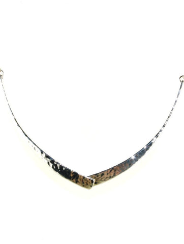 Glimmer Swing Necklace by Ed Levin