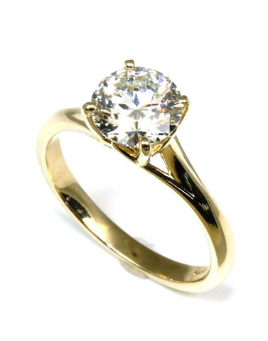 1.52ct Diamond Solitaire Ring
