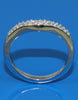 .25ctw Pave Diamond Band