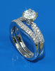 .29ctw Diamond Pave Engagement Ring Setting