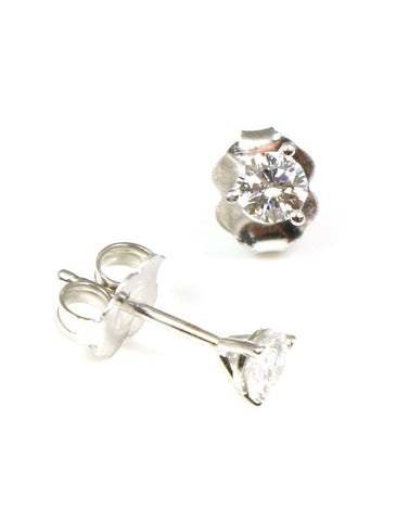 .12 Carat Diamond Stud Earrings