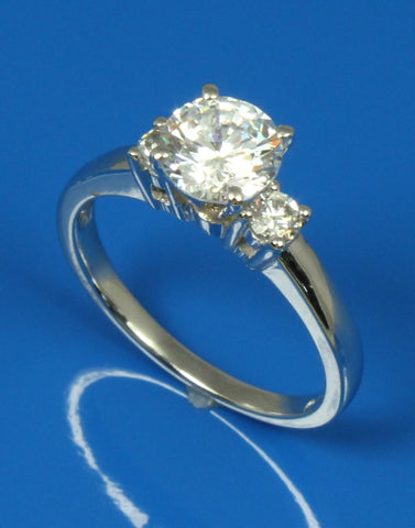 .20ctw Diamond Engagement Ring Setting