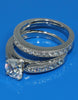 .28ctw Diamond Milgrain Engagement Ring Setting