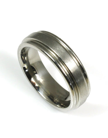 Brushed/Polished Band