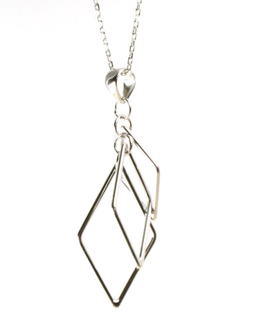 Triple Triangle Pendant