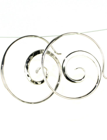 Crop Circle Earring by Ed Levin