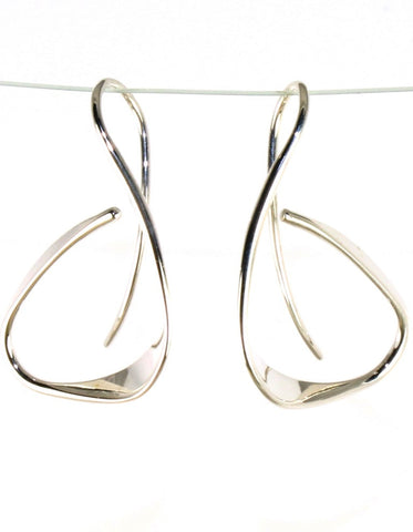 Delta Earrings by Ed Levin