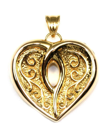 Decorative Heart Pendant