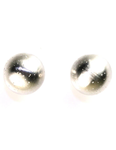 Diamond Dust Dot Earrings