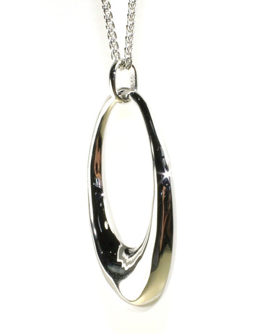 Simple Shine Necklace by Bastian Inverun