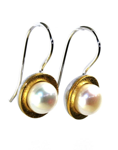 Pearl Paradise Earrings by Bastian Inverun