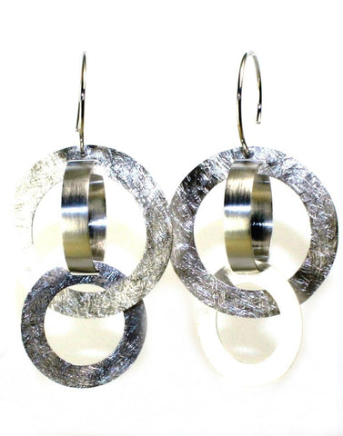 Miami Dangle Earring by Bastian Inverun