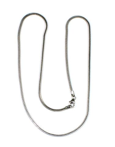 1.5mm Foxtail Style Chain by Bastian Inverun
