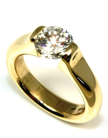 1.54ct Diamond Solitaire Ring