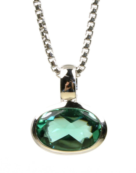 Evergreen Quartz Pendant by Bastian-Inverun