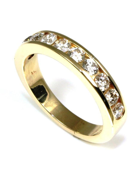 1ctw Round Diamond Band