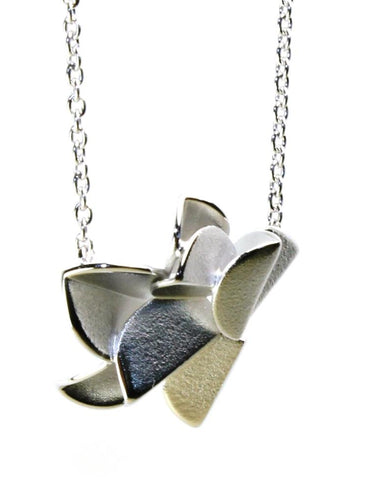 Petal Art Necklace by Bastian Inverun