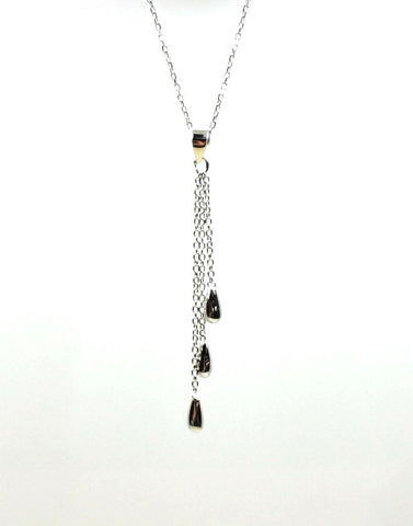Triple Drop Necklace