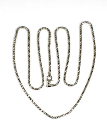 Large 2mm Venetian Style Chain by Bastian Inverun