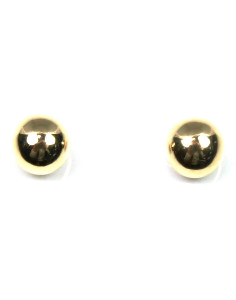 5mm Ball Earrings