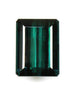 9.53ct Loose Emerald Cut Green Tourmaline