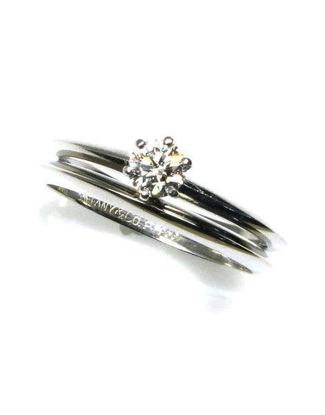 .34ct Round Diamond Solitaire Ring from Tiffany of New York