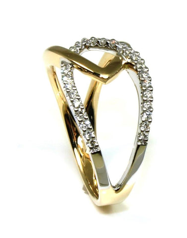 Apex Diamond Ring by Allison Kaufman