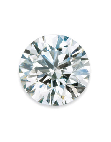 0.44 Carat Round Loose Diamond