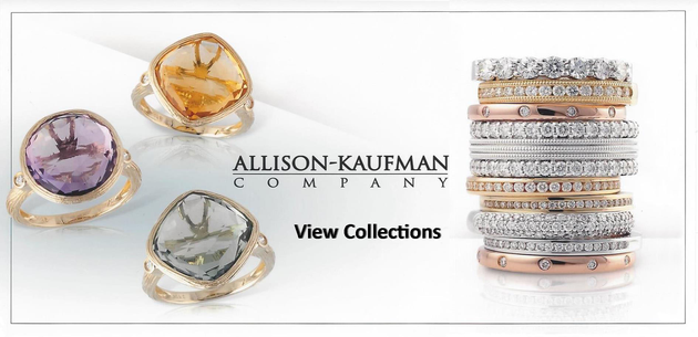 Allison Kaufman Designer Jewelry Collection presented by Wilsonville Diamond