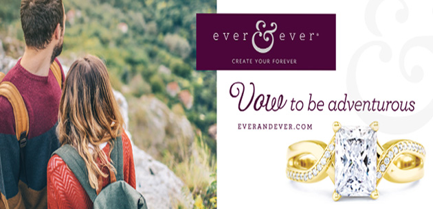 Ever and Ever designer engagement and wedding ring sets made one at a time just for you.