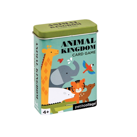 Animal Kingdom Card Game - Petit Collage