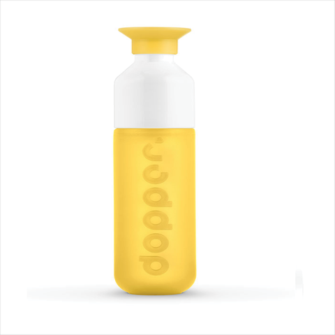 Dopper water bottle: design friendly, eco-friendly & a social purpose.