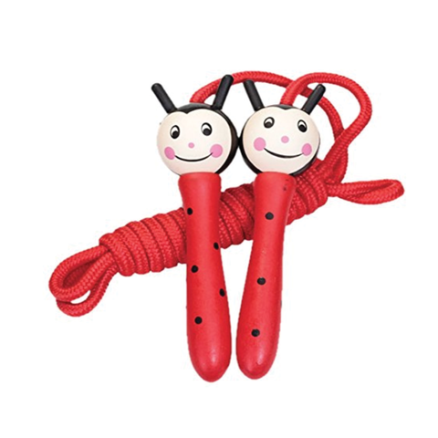 Kids Skipping Rope - Lovely Skipping Ropes fun & eco friendly.