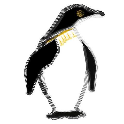Penguin Gifts - charming range of cards from Wendyhouse